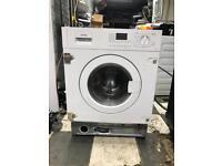 Smeg washer dryer WDI 14C7 built in