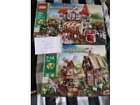 Lego kingdoms sets