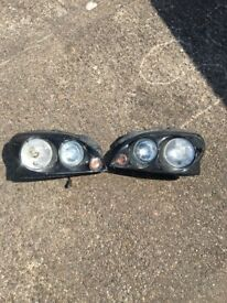 Citroen saxo phase 2 morette lights