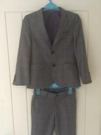 Child's Next suit and shirt 7/8 years