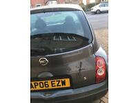NISSAN MICRA 1.2- 3 DOORS PREVIOUS LADY OWNER LOW MILEAGE LONG MOT- EXCELLENT DRIVE