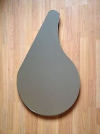 Large Wall Mirror with light