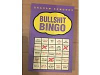 Bullsh*t Bingo book