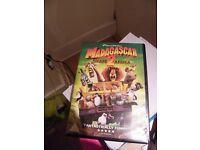 Madagascar 2 DVD Escape from Africa PG Fantastically Funny
