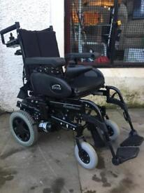 Electric Wheelchair Dual Control