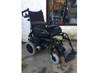Electric Wheelchair Dual Control