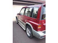 Suzuki Vitara Auto 4 x 4 Spares or repair
