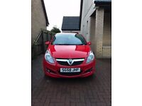 2008 58 plate Vauxhall Corsa 1.2 SXI . Full Service history Mot till Sept 2018. Lovely condition