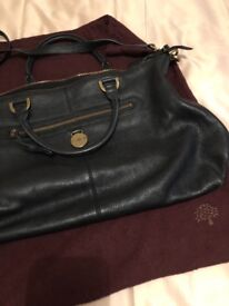 Genuine, Real Leather, Mulberry Bag