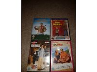 4 adam sandler dvds for sale