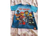 Lego top aged 11-12 years