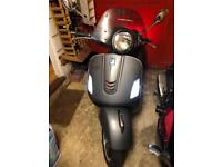 Vespa Supersport 300 ABS ASR