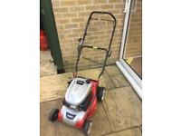 Cobra 2016 mower great condition