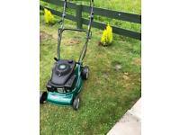 Draper lmp400 petrol lawnmower