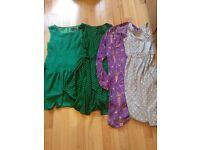 Bundle of women's dresses Sunday in Brooklyn River Island