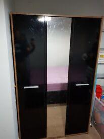 3 Door Wardrobe for sale