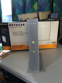 Netgear DG834N Wireless ADSL2+ Modem Router
