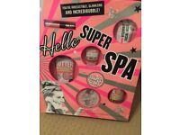 Soap & Glory gift set - Hello Super Spa
