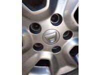 "Dacia duster alloy wheel 16"""