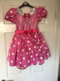 Girls Disney Store fancy dress age 7/8 years
