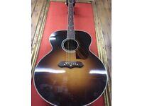 Gibson SJ-100 Jumbo Acoustic Guitar