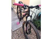 Canondale 650b Women's mountain bike. Size medium