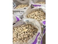 Cotswold Stone Chippings - 26 large bags