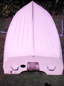BOAT BONWITCO WITH 200 FISHING TENDER DINGHY