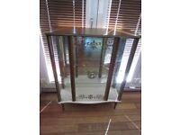 Denmore Retro Glass Cabinet - 1960's