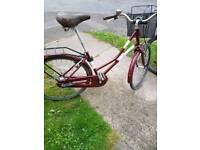 Womon bike