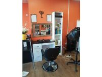 Hairdresser & Barber Chair to Rent in MoMineral Salon - Derby City Centre