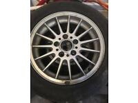 Multiple sets of alloys