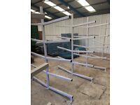 Steel Cavalier rack