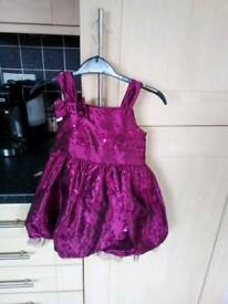 Party dress size 2-3