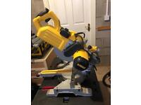 Dewalt DWS778 230v 250mm Mitre Saw
