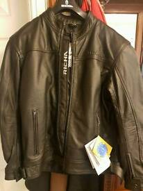 Brand new motor cycle jacket and trousers