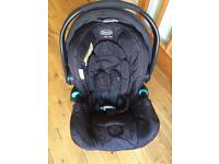 Car Seat with Isofix Base - Graco