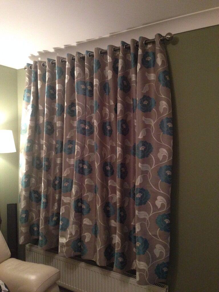 curtains eyelet