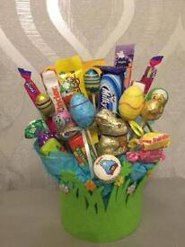 Easter treat bouquets