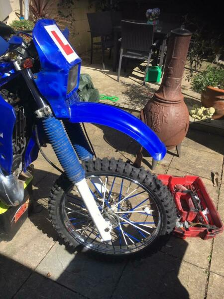 Yamaha dtr 1999 fully working lots of spares  for sale  Poole, Dorset