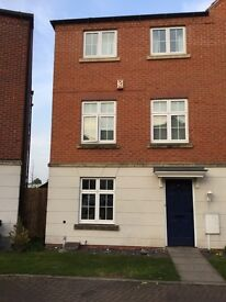 £950 PCM, To Let / To Rent 4 Bed Modern Family House & Garden In Southwell, Nottinghamshire