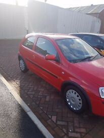 Excellent Condition Corsa Low Milage MOT until September 2 owners