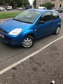 Ford Fiesta 1.2 2004 Full Year Mot £750