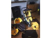 Complete Quinny Travel system