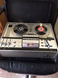 Grundig TK 141 Tape recorder