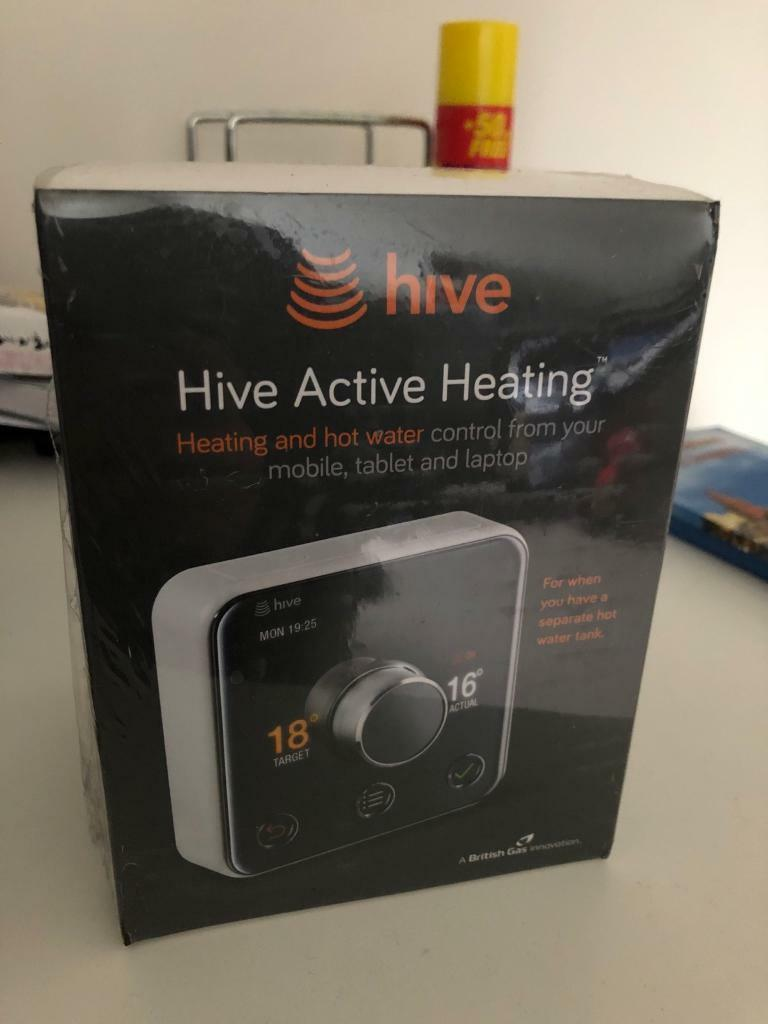 Hive Active Heating and Hot Water with Professional Installation
