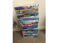 30 children dvds