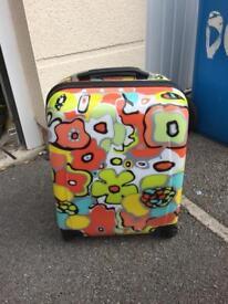 Hard cabin luggage