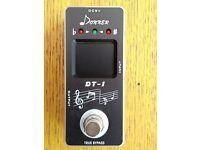 Donner DT-1 mini tuner pedal