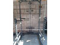 Squat/Power Gym Rack